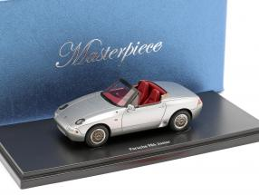 Porsche 984 Junior prototype 1987 silver 1:43 AutoCult