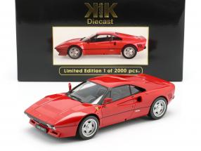 Ferrari 288 GTO year 1984 red 1:18 KK-Scale