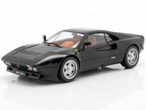 Ferrari 288 GTO year 1984 black 1:18 KK-Scale