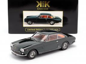 Ferrari 330 GT 2 2 Personal Car Enzo Ferrari 1964 dark green metallic 1:18 KK-Scale