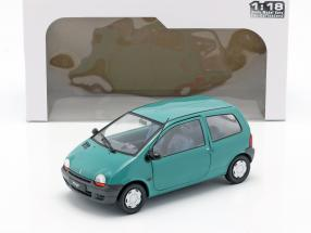 Renault Twingo MK1 year 1993 green 1:18 Solido