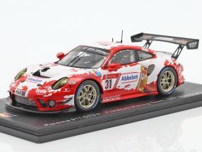Porsche 911 GT3 R #31 24h Nürburgring 2019 Frikadelli Racing Team 1:43 Spark