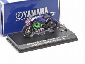 Jorge Lorenzo Yamaha YZR-M1 #99 World Champion MotoGP 2015 1:43 Spark