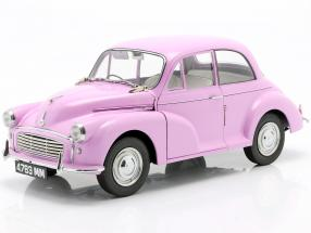 Morris Minor 1000 1960 Saloon 1 Millionth lilac 1:12 SunStar