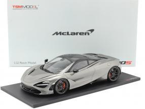 McLaren 720S year 2017 blade silver 1:12 TrueScale