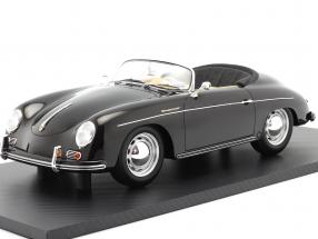 Porsche Intermeccanica 356 Speedster Movie Top Gun (1986) black 1:12 TrueScale