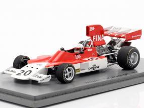 Arturo Merzario Iso Marlboro FW #20 Brazilian GP formula 1 1974 1:43 Spark