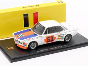 BMW 3.0 CSL #60 Class Winner 1000km Spa 1973 Lauda, Stuck 1:43 Spark