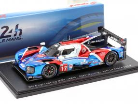 BR Engineering BR1 #17 24h LeMans 2019 SMP Racing 1:43 Spark