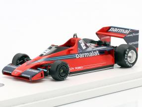 John Watson Brabham BT46 #2 GP Monaco Formula 1 1978 1:43 TrueScale