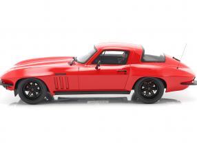Chevrolet Corvette C2 Optima Ultima year 1965 red  GT-Spirit