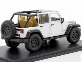 Jeep Wrangler Unlimited Moab year 2013 white