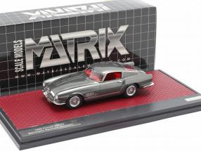 Ferrari 250 GT Berlinetta Speciale year 1956 grey metallic 1:43 Matrix