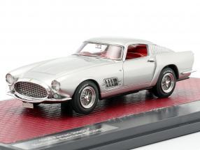 Ferrari 250 GT Berlinetta Speciale year 1956 silver metallic 1:43 Matrix