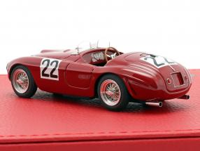 2-Car Set Ferrari 166MM #22 / 488 GTE #51 Winner 24h LeMans 1949 / 2019  BBR