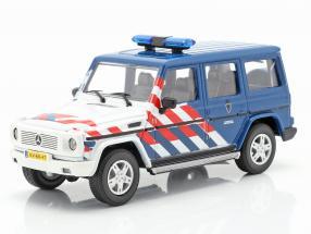 Mercedes-Benz G class military police Netherlands 1:43 Cararama