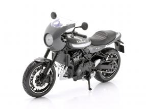 Kawasaki Z900RS Cafe grey / silver / black 1:12 Maisto