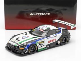 Mercedes-Benz AMG GT3 #77 12h Bathurst 2019 Engel, Paffett, Stolz 1:18 AUTOart