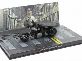 Batman  Batpod from the Movie The Dark Knight 2008 black 1:43 Ixo Altaya