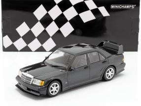 Mercedes-Benz 190E 2,5-16 Evo II 1990 blue-black metallic 1:18 Minichamps