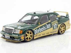 Mercedes-Benz 190E 2,5-16 Evo II #17 DTM 1992 Roland Asch 1:18 Minichamps
