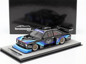Ford Escort II RS Turbo #2 Bergischer Löwe DRM Zolder 1979 Nussbaumer 1:18 Tecnomodel