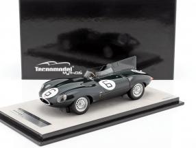 Jaguar D-Type #6 winner 24h LeMans 1955 Hawthorn, Bueb 1:18 Tecnomodel