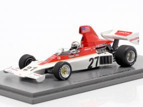 Mario Andretti Parnelli VPJ4 #27 4th Swedish GP formula 1 1975 1:43 Spark