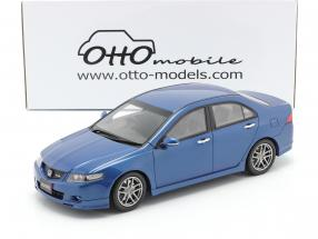 Honda Accord Euro R (CL7) year 2003 blue metallic 1:18 OttOmobile