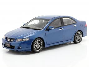 Honda Accord Euro R (CL7) year 2003 blue metallic 1:18 OttOmobile
