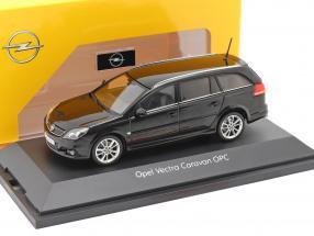 Opel Vectra Caravan OPC black 1:43 Schuco