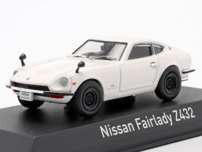 Nissan Fairlady Z432 year 1969 white 1:43 Norev
