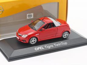 Opel Tigra Twintop red 1:43 Minichamps
