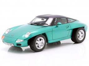 Porsche Panamericana Concept green metallic 1:18 BoS-Models