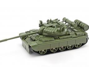 Panzer T-55 James Bond movie Car Goldeneye 1:50 Ixo