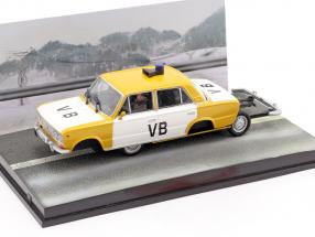 Lada 1500 James Bond Movie Car of the Living Daylights 1:43 Ixo