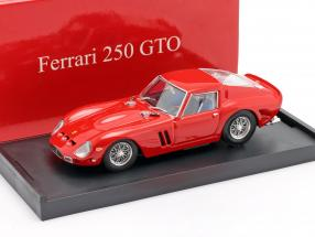 Ferrari 250 GTO Year 1962 red 1:43 Brumm