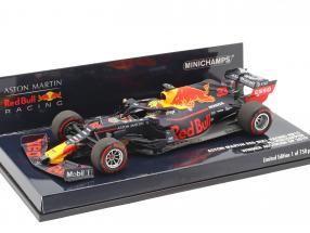 Max Verstappen Red Bull Racing RB15 #33 winner Austrian GP F1 2019 1:43 Minichamps