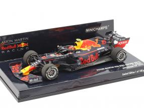 Pierry Gasly Red Bull Racing RB15 #10 Austrian GP F1 2019 1:43 Minichamps
