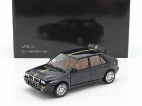 Lancia Delta HF Integrale Evoluzione 2 Club HF 1992 dark blue 1:18 Kyosho