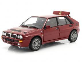 Lancia Delta HF Integrale Evoluzione 2 Final Edition 1992 red 1:18 Kyosho