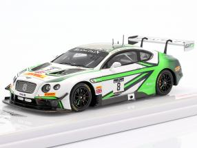 Bentley Continental GT3 #8 Winner 1000km Paul Ricard 2017 1:43 TrueScale