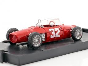 G. Baghetti Ferrari 156 #32 GP Italy formula one 1961