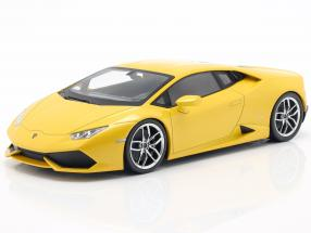 Lamborghini Huracan LP 610-4 Year 2014 yellow 1:18 Kyosho