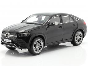 Mercedes-Benz GLE Coupe (C167) 2020 obsidian black metallic 1:18 iScale