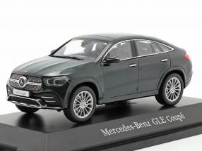 Mercedes-Benz GLE Coupe (C167) 2020 emerald green metallic 1:43 iScale