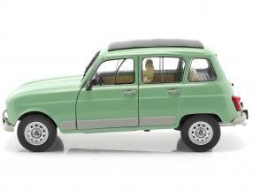 Renault 4L GTL year 1978 celadon green