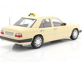 Mercedes-Benz E class (W124) year 1989 taxi