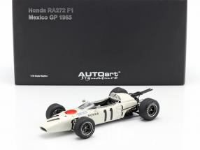 Richie Ginther Honda RA272 #11 Winner GP mexico formula 1 1965 1:18 AUTOart