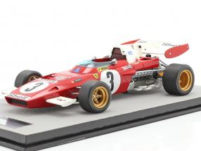 Clay Regazzoni Ferrari 312B2 #3 3rd Dutch GP formula 1 1971